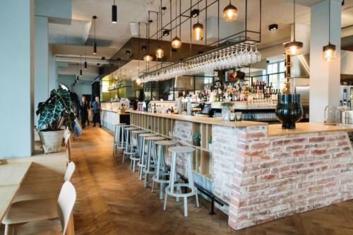 Stadsbrasserie en Bar de Utrechter