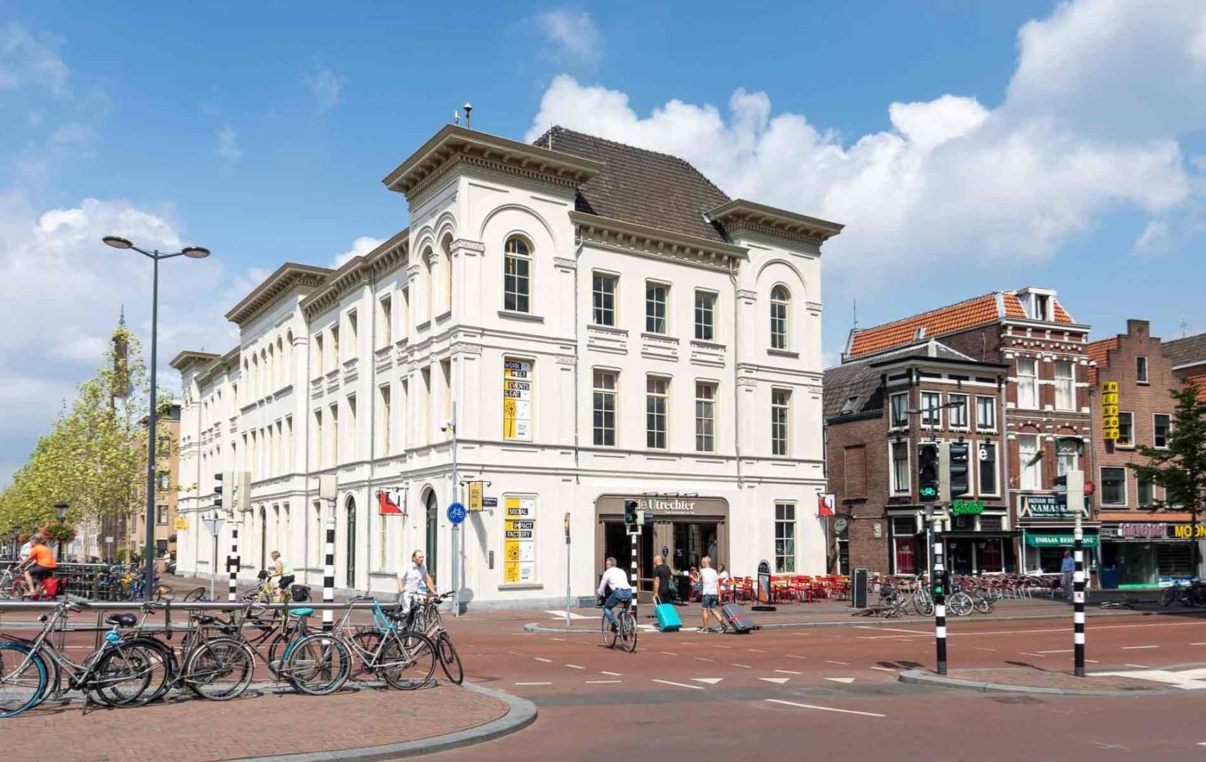 Sociaal Ondernemerschap in Utrecht Contact Social Impact Factory